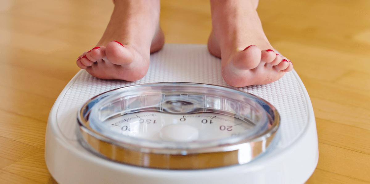 Gewichtsverlust stoppen - aber wie?