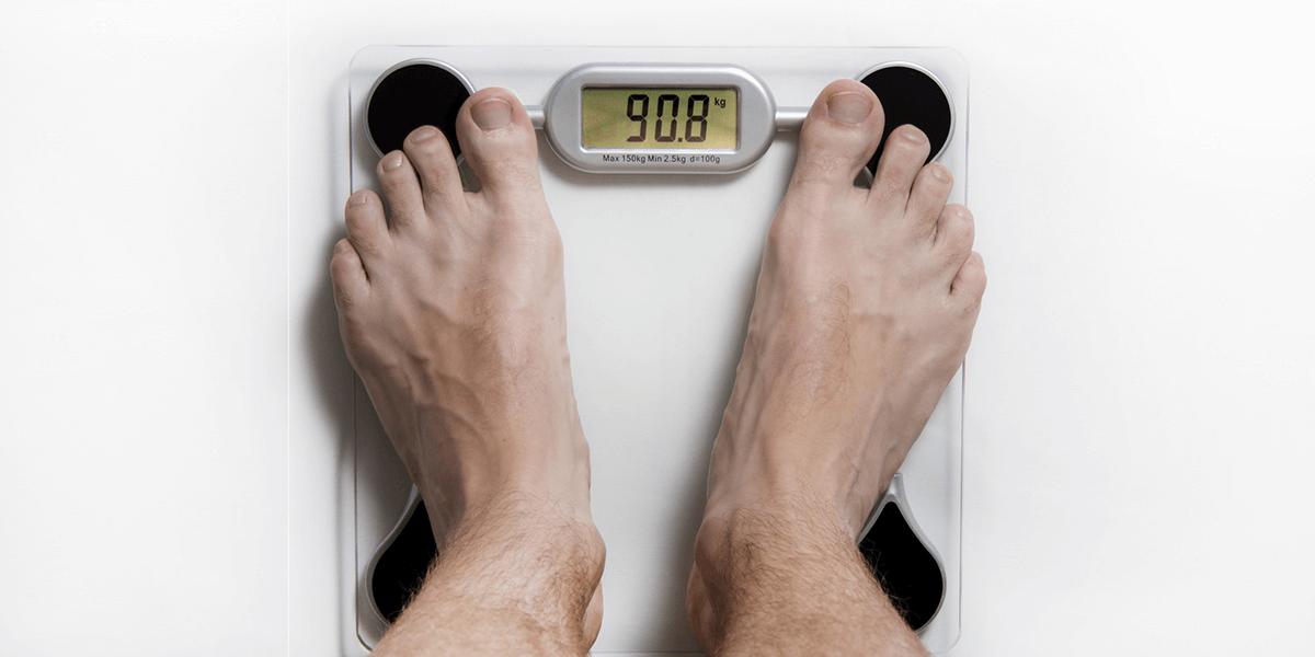 Gewichtsverlust -   Warum verliere ich ungewollt Gewicht?