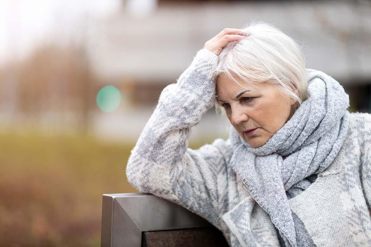 Eierstockkrebs: Warum ausgerechnet ich?