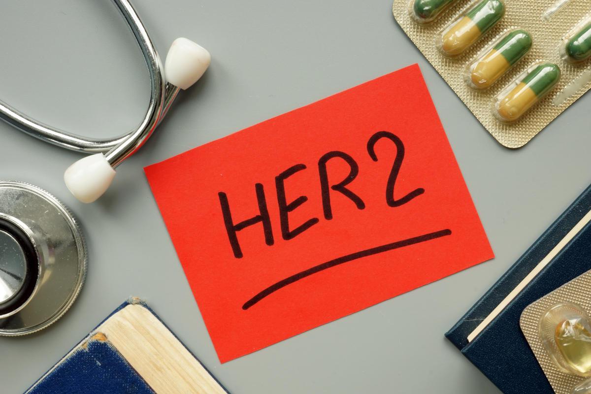 Was ist HER2-positiver Brustkrebs?