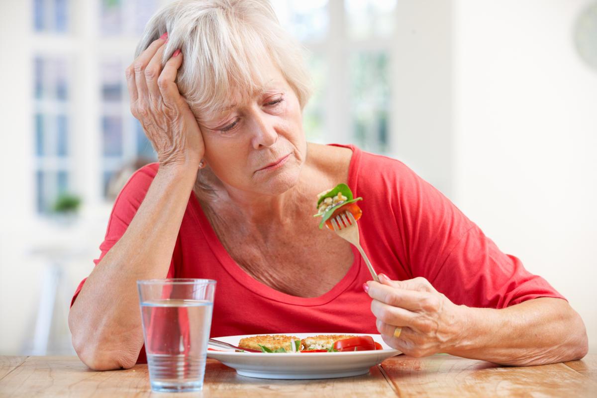 Was hilft bei Appetitlosigkeit?
